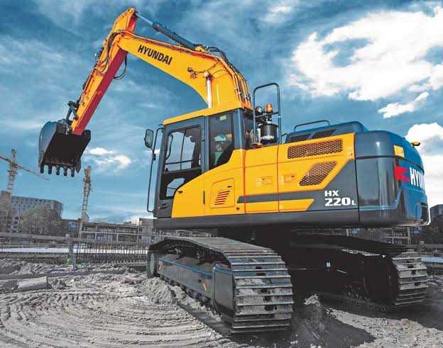 Excavator 345B (from CO)