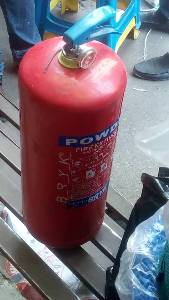 Fire Fighting Devices