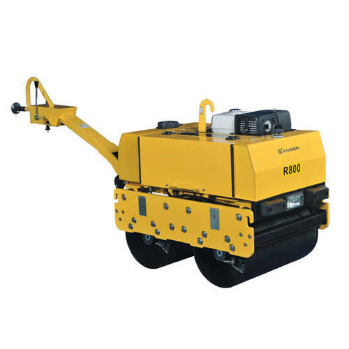 Hand-held Mini Vibration Roller Compactor