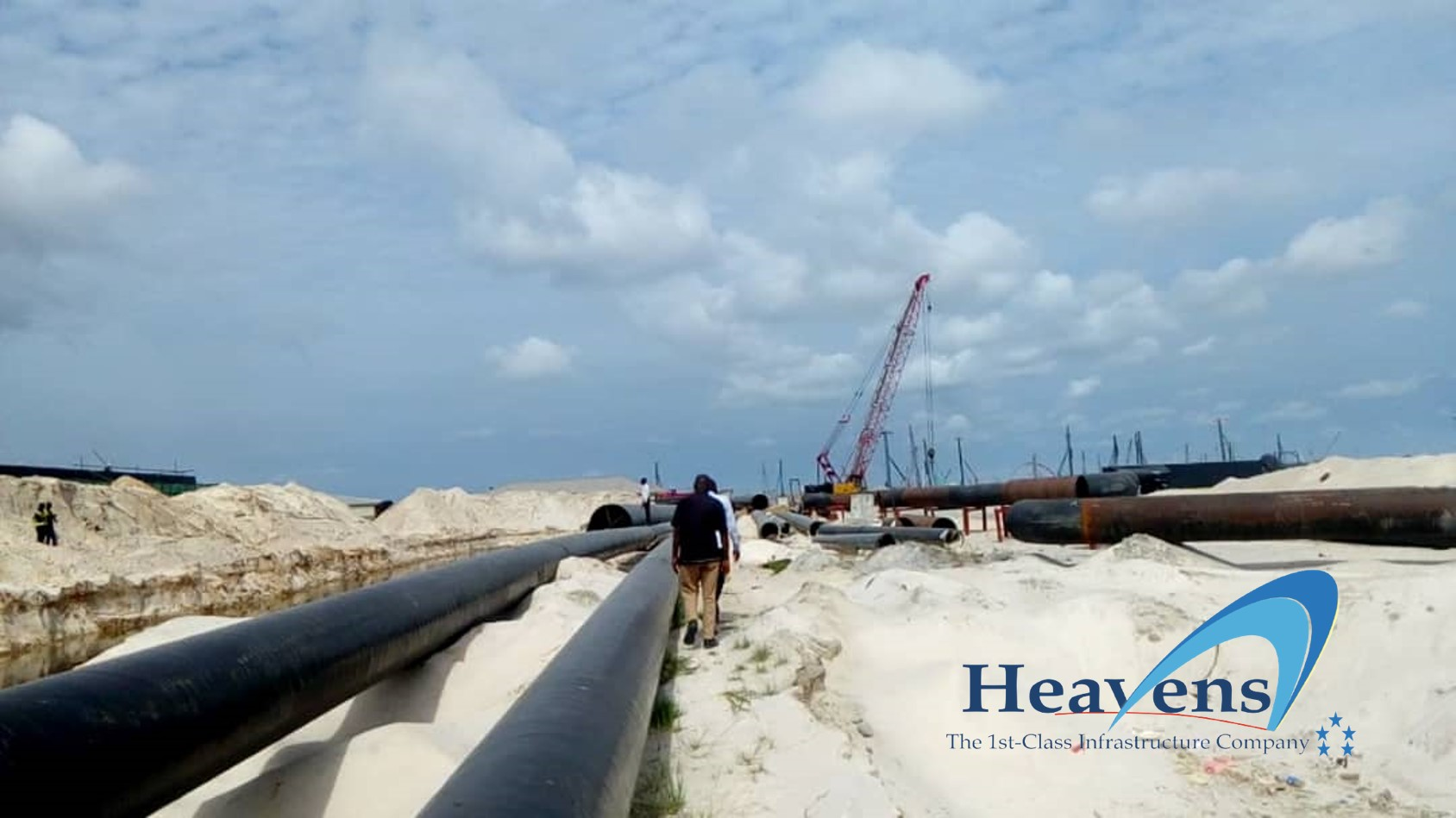 Construction of Flushing Pits @Dangote Refinery – Project 42