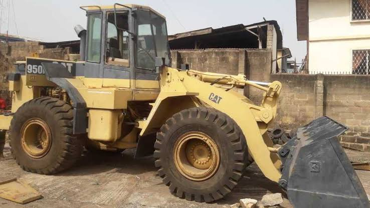Payloader 950F (from CO