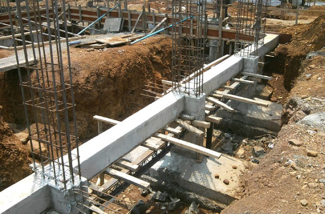 Combining Raft And Pile Foundation On The Same Structure Can Save Cost