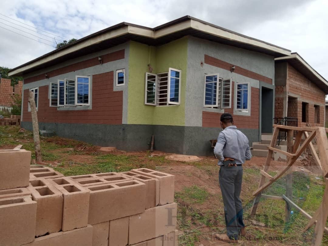 Estate Development, Simawa – Project 30