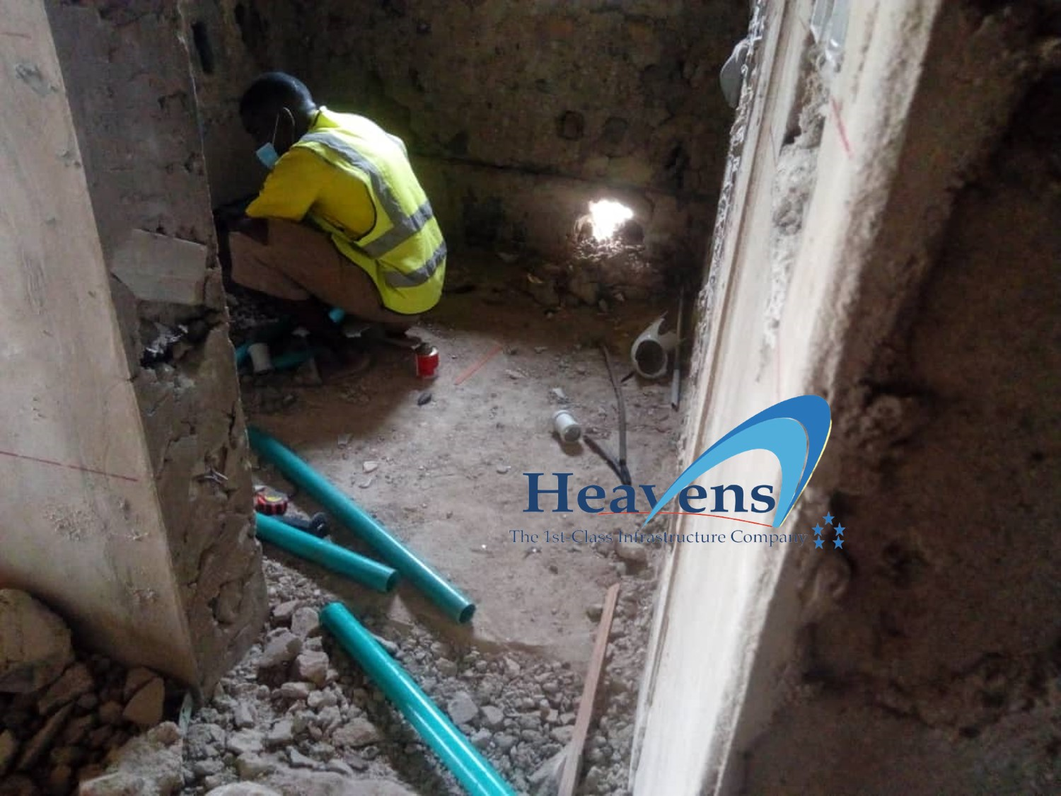 Hotel Conversion Project @Omole Phase 1 – Project 47