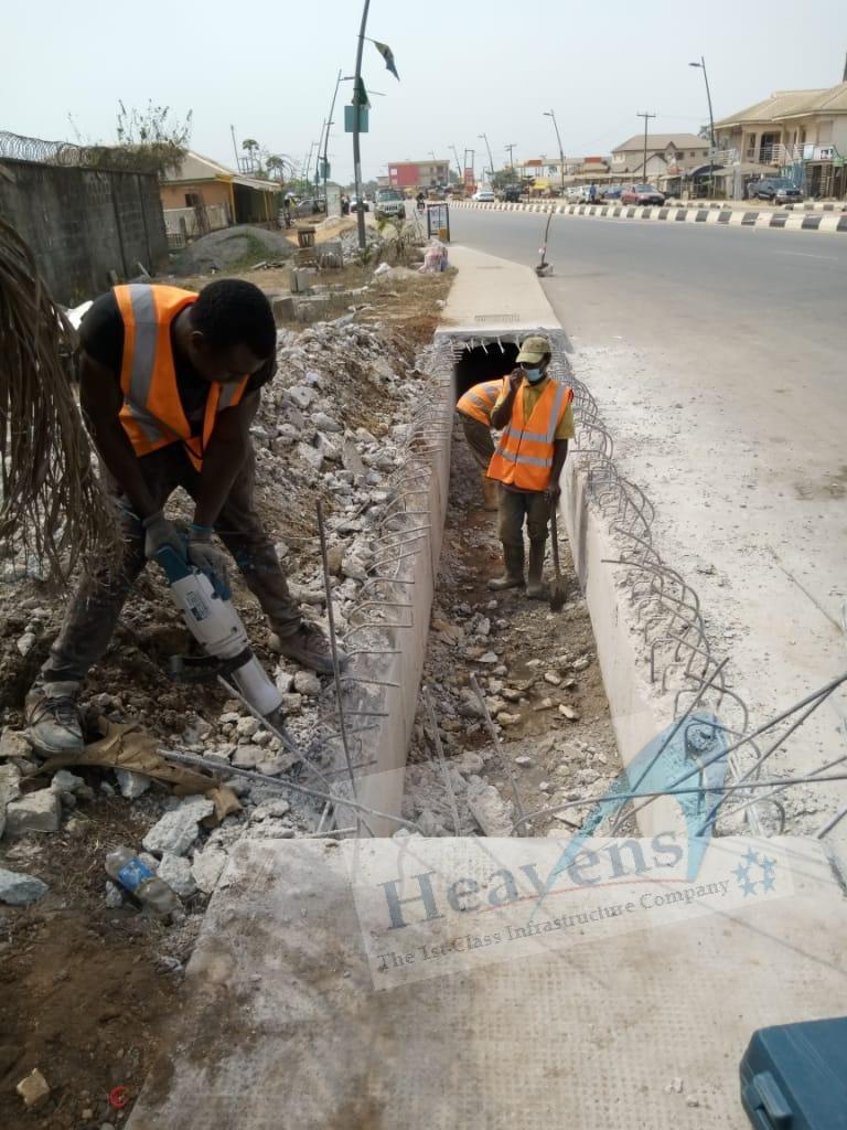 Drainage Slab/Culvert Reconstruction – Project 51