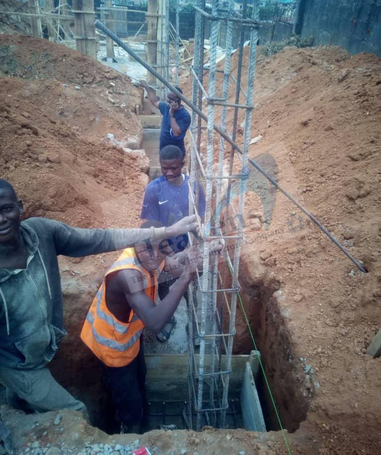 Residential Development, Ojodu – Project 58