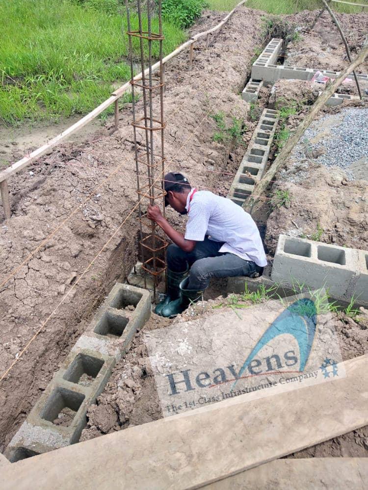 Estate Development, Ibafo – Project 61