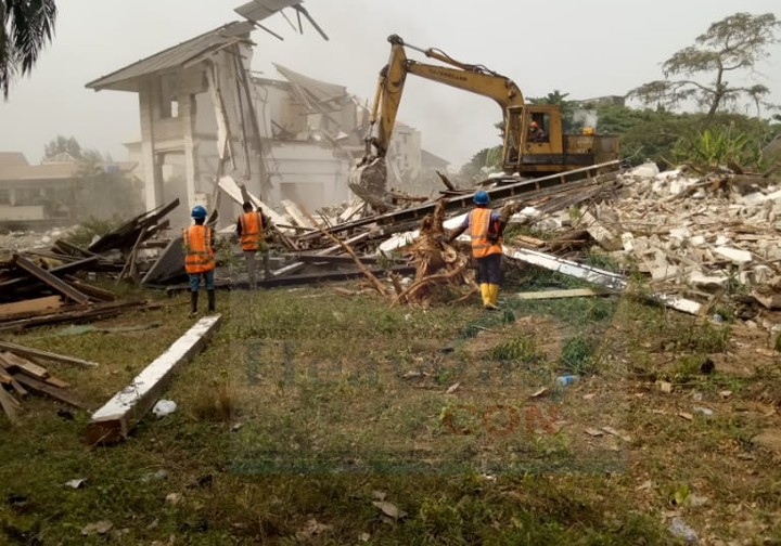 Clearing, Demolition And Site Preparation – Project 47