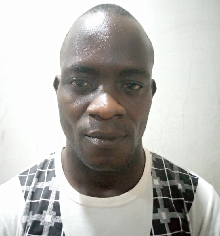 Nwosa Amobi - Foreman